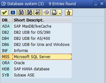 SAP BW 7 3: How to extract data from SQL Server using DB