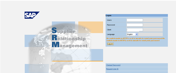 Fig.3  SRM Log in Screen.png