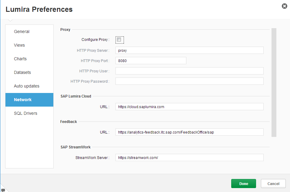 Lumira Preferences.png