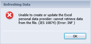SAP BI 4.1 SP02 - Excel Error.png
