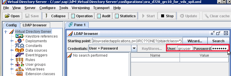 logging grc web service calls in vds 7 2 sp8 sap blogs