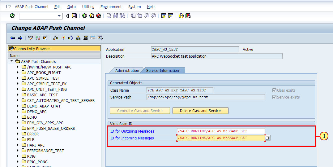 ABAP Channels Part 1: WebSocket Communication Using ABAP