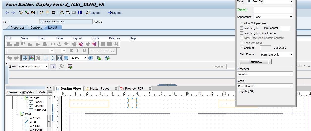 Dynamic Fonts in Adobe Forms | SAP Blogs