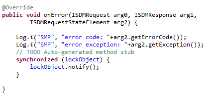 Android OData REST SDK RequestHandler Error.PNG
