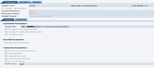 Integrating SFDC with ECC using SAP PI 7 31 | SAP Blogs