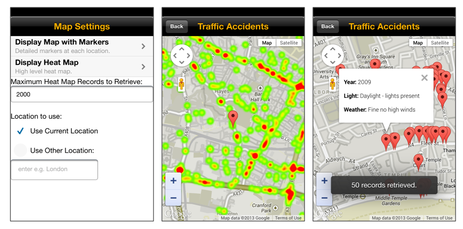Analysing UK Road Traffic Accident data with HANA and SAPUI5 | SAP Blogs