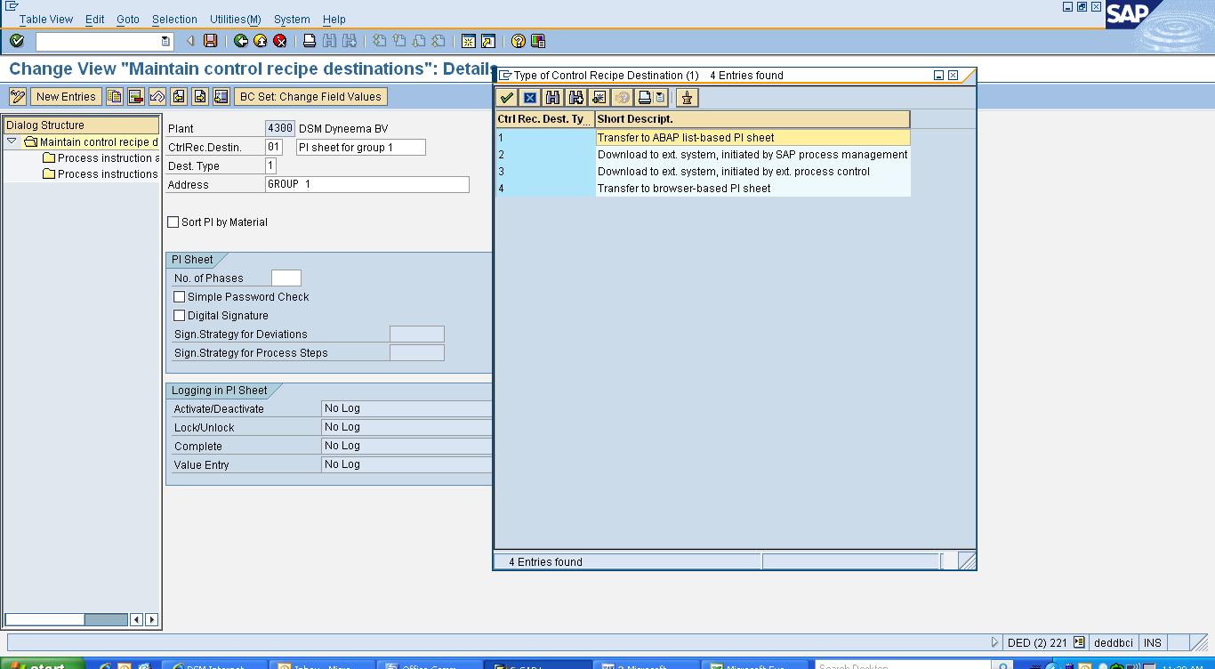 configuration document pi sheet sap blogs rh blogs sap com SAP PM sap pp pi configuration guide