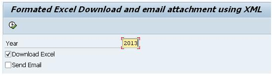 formated excel in abap using xml for ecc crm transaction launcher
