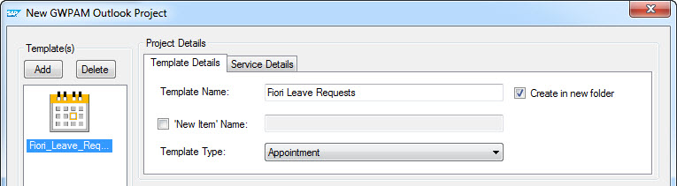 Bringing SAP Fiori Leave Requests to Microsoft Outlook