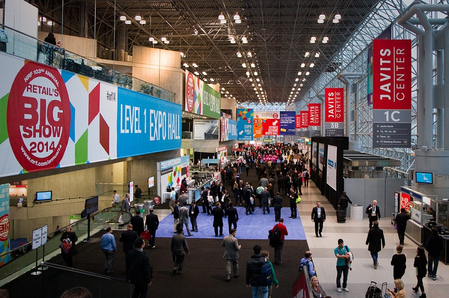 NRF 2014 Retails Big Show Javits Center NYC.jpg