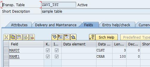 Insert Data Via BAPI Using Excel-VBs | SAP Blogs