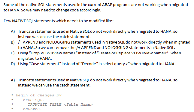 Oracle legacy syntax not working on any other DBMS (Native