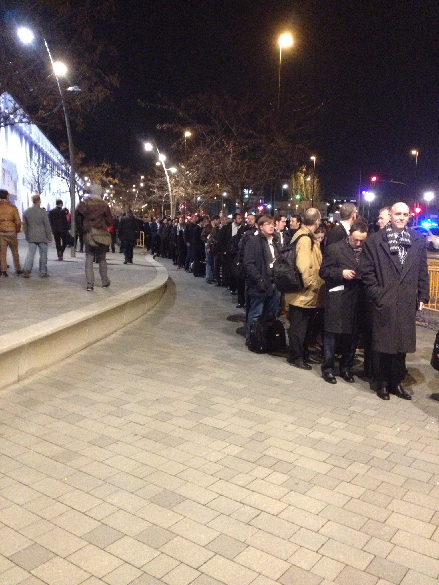 MWC Taxi Line Up.JPG