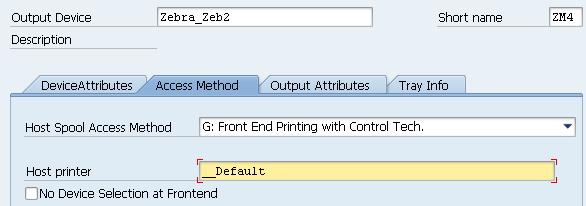 Printing QR Code with Zebra Printer through SAP Script   SAP