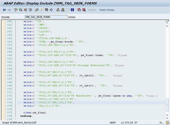 Printing QR Code with Zebra Printer through SAP Script | SAP