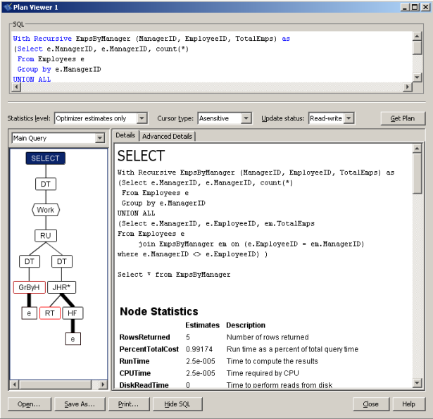 From The Archives: Using recursive queries with SQL Anywhere | SAP Blogs