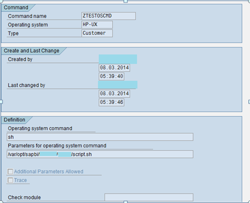 File operations in SAP Application server (AL11) using UNIX