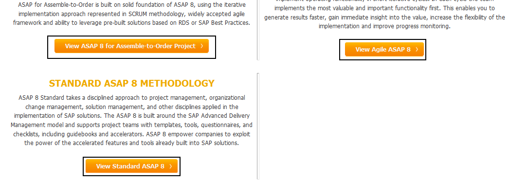 Solution manager for asap projects sap blogs asapvariant2g malvernweather Gallery