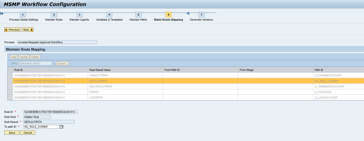 GRC Request with both System and Role Line Items | SAP Blogs