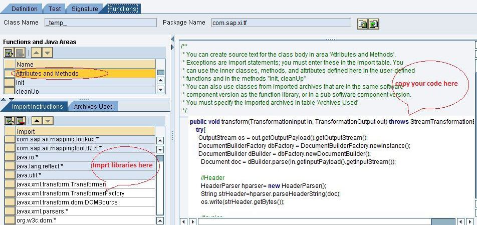 File Content Conversion In Esr Using Java Mapping Sap Blogs