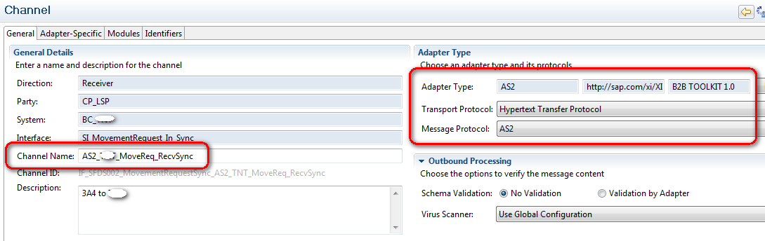 Configuring AS2 Adapters provided by B2B toolkit 1 0 – Part I | SAP