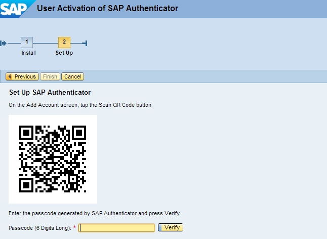 Strong Two-Factor Authentication with One-Time Password Solution
