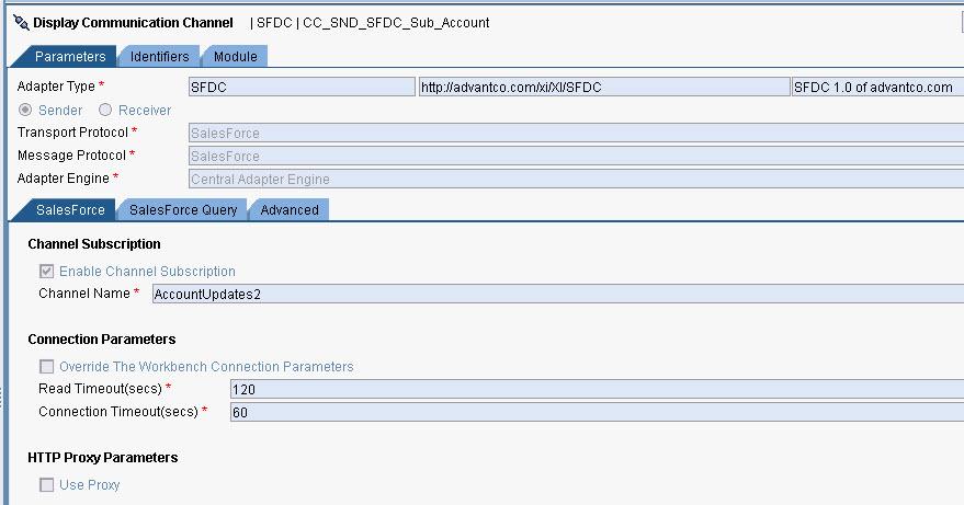 Salesforce com Adapter for SAP PI/PO   SAP Blogs