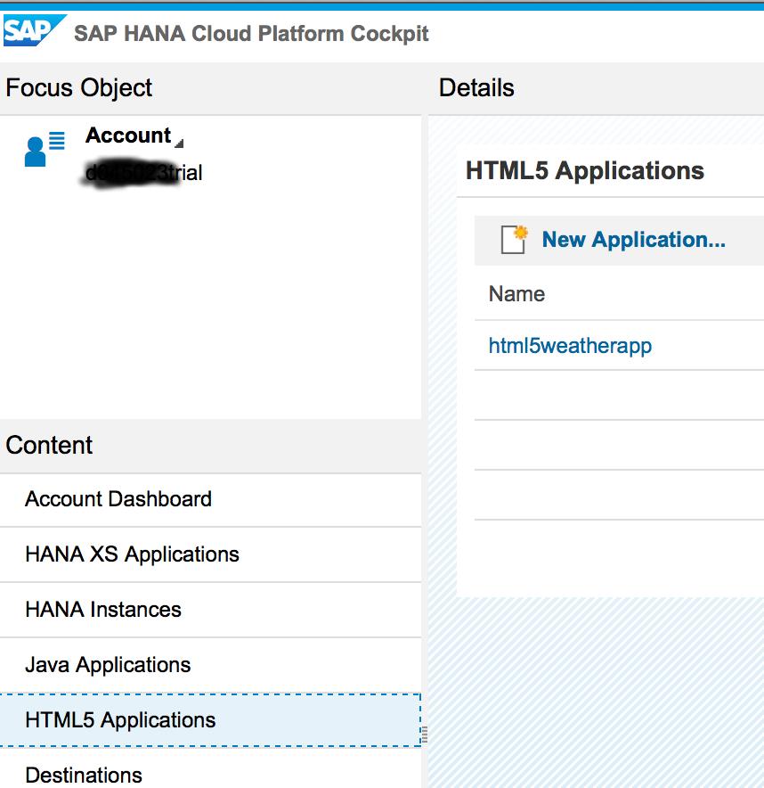 Lightweight HTML5 apps and Git on SAP HANA Cloud Platform