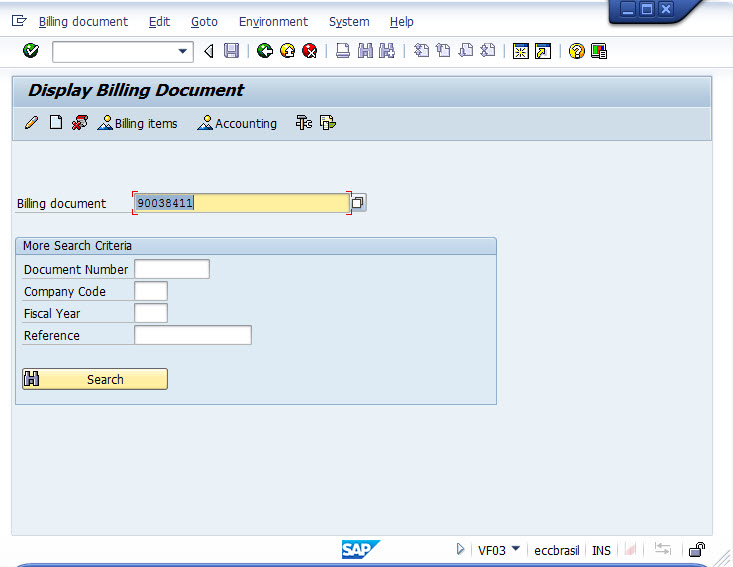 A new way to analyze billing document creation | SAP Blogs