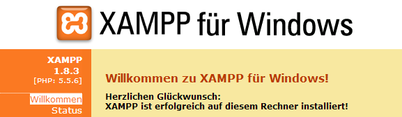 XAMPP Welcome.png