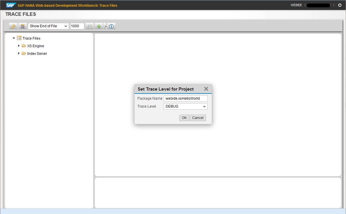The Configuration and Usage of SAP HANA Web-based IDE | SAP Blogs