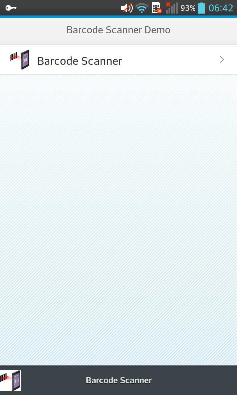 Build SAPUI5 Cordova Barcode Scanner with OData Service | SAP Blogs