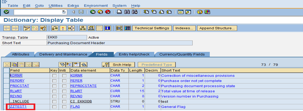 how to create purchase order in sap using me21n
