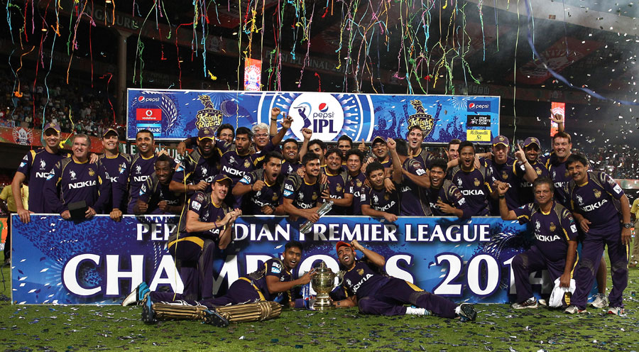 The journey to THAT Winning Moment: Kolkata Knight Riders