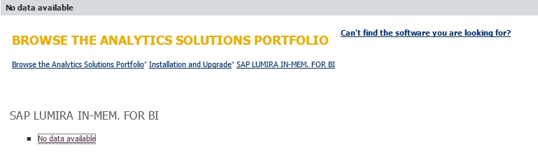 SAP Lumira BI Platform Integration No Way.jpg