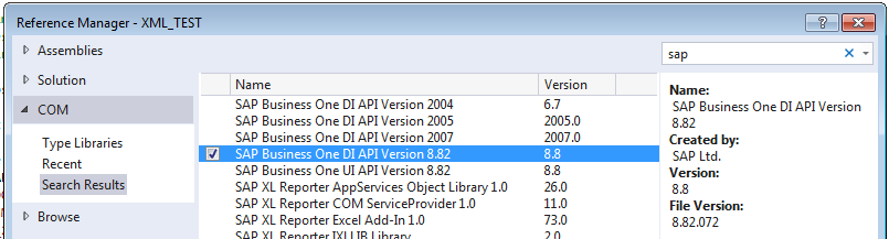 how to export and import journal entry using xml via di api sap blogs