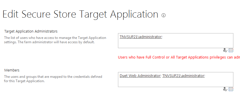 Assign App Pool account to Duet Enterprise Application Id.png