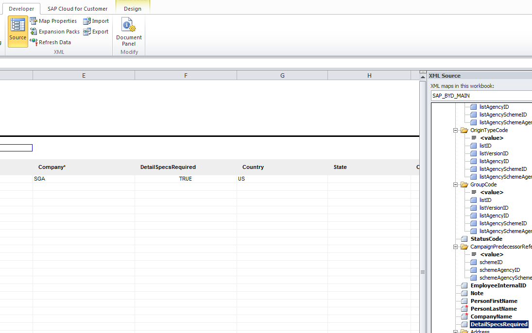 How To Customize Excel Import Template Example For Marketing Leads