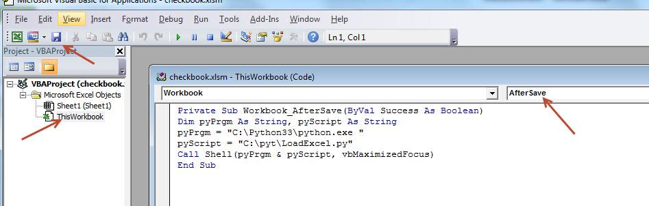 SAP HANA & Excel – Bidirectional Data/Sync Data – Using Python