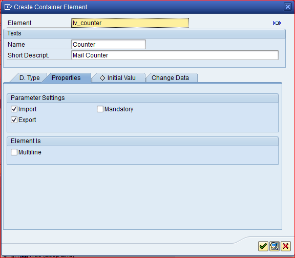 ABAP Workflow For Beginners: Working with Container
