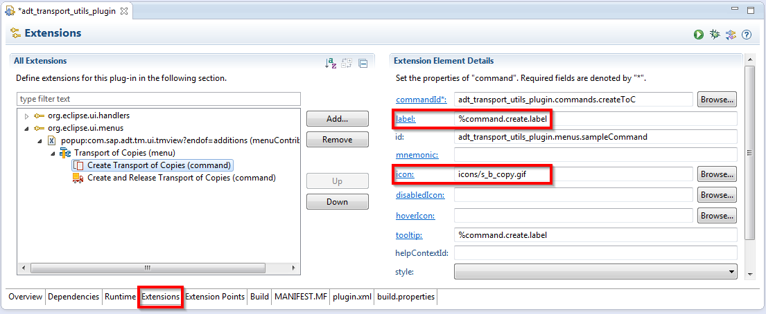 Creating a ABAP in Eclipse plug-in using the ADT SDK | SAP Blogs