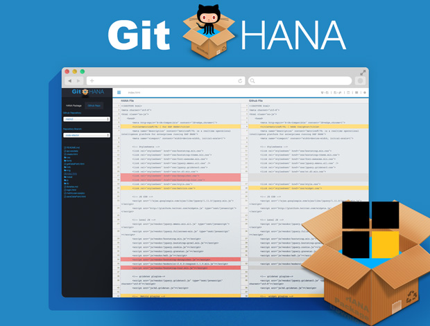 Git HANA – A free, open-source Github client for SAP HANA | SAP Blogs
