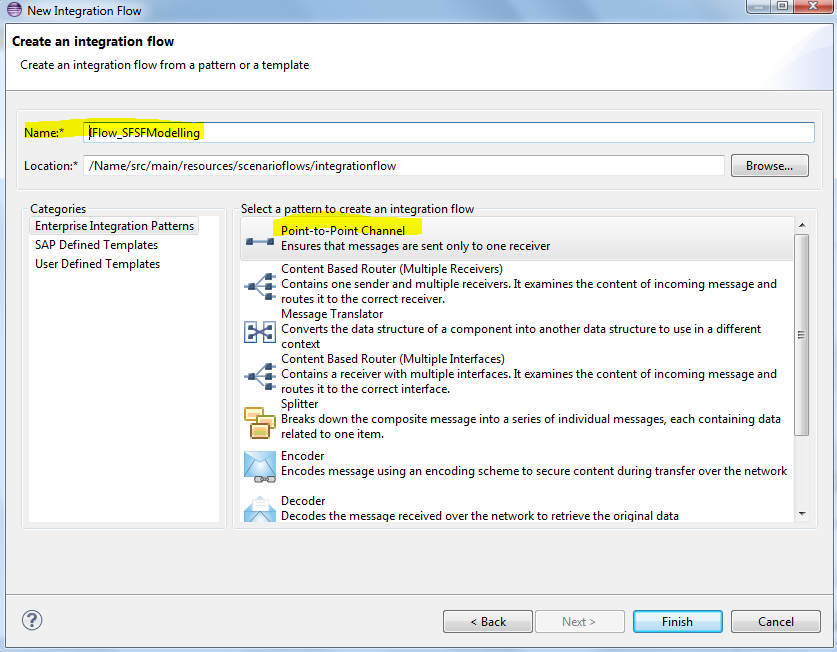 pi sfsf integration doc how to model successfactors soap and odata