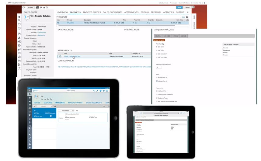 SAP CPQ with SAP Cloud for Customer (Desktop, iPad).JPG
