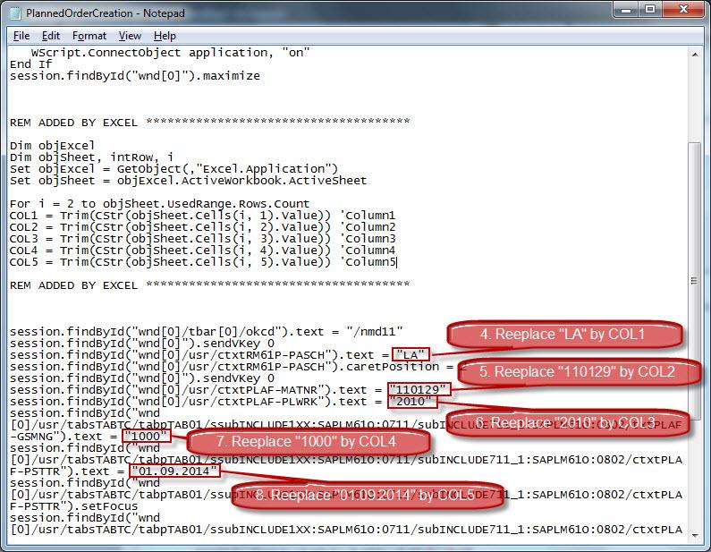 Script Recording & Playback for Dummies | SAP Blogs