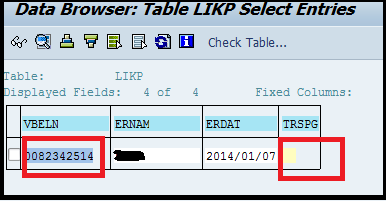 Usage of CDHDR and CDPOS tables in recording Header changes
