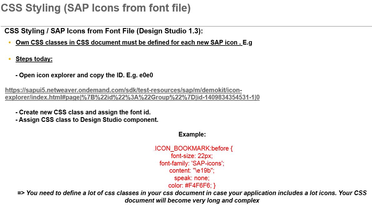 Css design studio best practices asug webcast part 2 sap blogs wp contentuploads2014096sapicons552702g xflitez Images