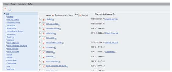 enterprise portal administration and support sap blogs