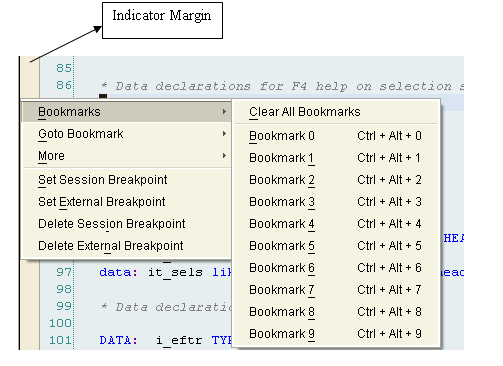ABAP Editor Cherries! | SAP Blogs