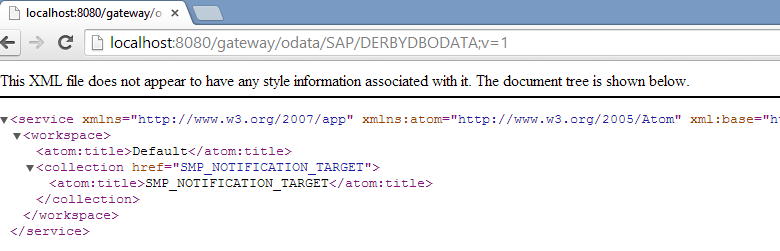 how to connect an derby db with integration gateway in smp3 sap blogs